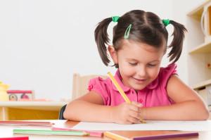 little-girl-working-on-printable